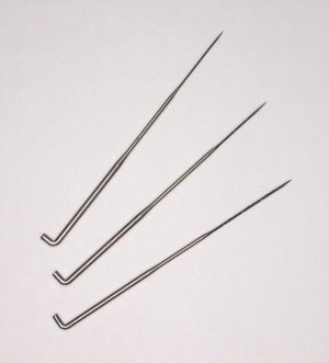 Needles - 42g High Quality Notch German Steel Rooting Needles