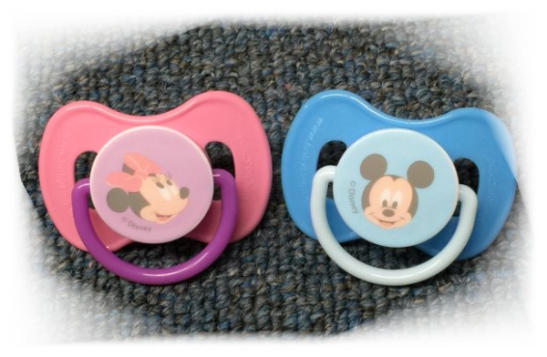 Pacifier - Set of 2 Disney Baby Pacifiers