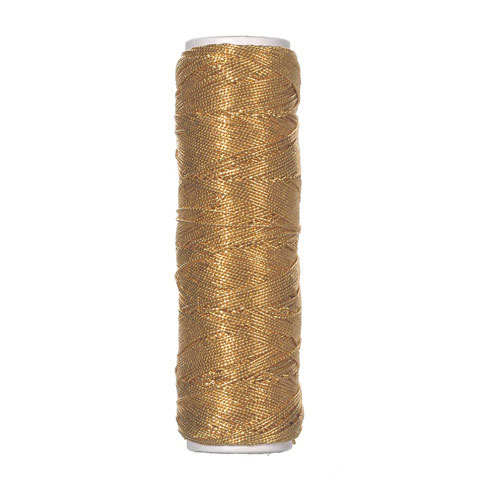 Elastic Gold Cord to Make Baby Bracelets