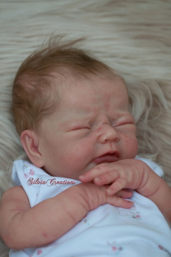 LE  Lucia - Reborn Doll Kit - by Adrie Stoete