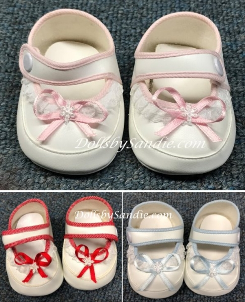 Baby Doll Shoes with Bow