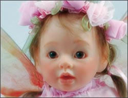 12 in. Fairy Doll Kit - by Secrist - Guppy