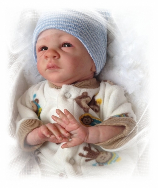 Buttercup - Reborn Doll Kit - by Bonnie Brown