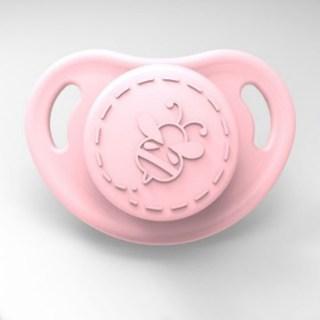 Honeybug Cutiepie Design Magnetic Micro Preemie Dummy Frosted yellow Reborn Baby