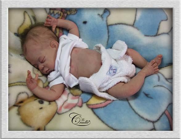Preemie Jody Diamond Reborn Kit By Linda Murray