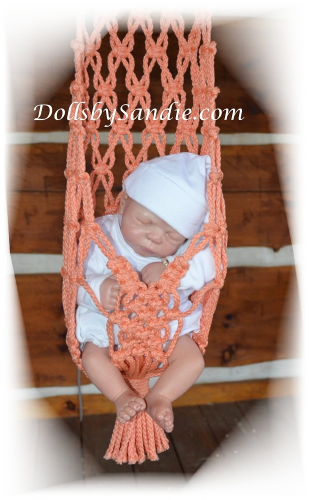 Sweet Little Hanging Baby Sack For Your Reborn Baby