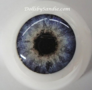 Sky Blue - Pabol Optical Acrylic Reborn Doll Eyes