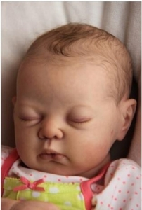 Annie - Reborn Doll Kit - by Adrie Stoete