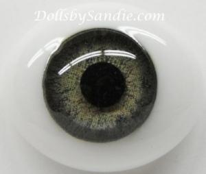 Willow - Pabol Oval Glass - Optical Reborn Doll Eyes