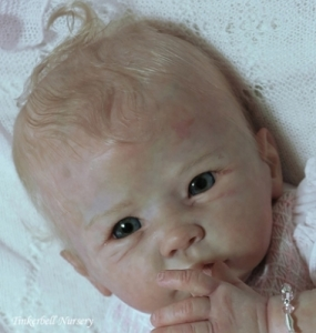 Georgia - Reborn Cradle Doll Kit - by Linda Murray