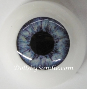 Starlight Blue - Pabol Optical Acrylic Reborn Doll Eyes