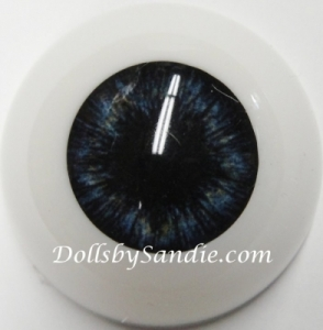 Cobalt Blue - Pabol Optical Acrylic Reborn Doll Eyes