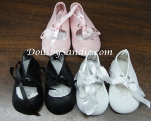 Doll Shoes - Baby Ties - Moniques
