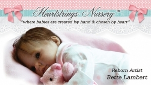 "Reborn Babies at - ""Heartstrings Nursery"" - by Bette of Alabama"