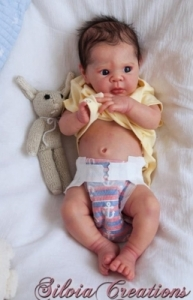 Eric - Reborn Doll Kit - by Adrie Stoete