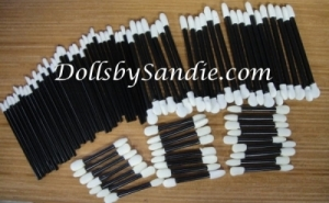 Quantity of 10 - Applicator Set Packages - (Total 70)