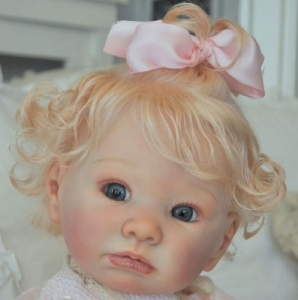 Heidi - Reborn Toddler Doll Kit - by Adrie Stoete