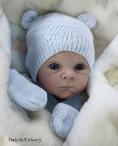 Pre Order - Limited Edition - LE Ollie - Reborn Doll Kit $99.90 - by Adrie - Deposit Due