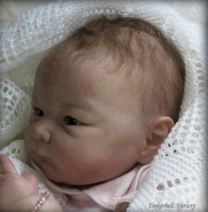 LE Xavi - Reborn Doll Kit - by Adrie Stoete