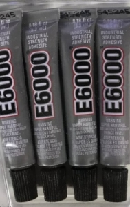Glue - E6000 Glue (Small Tube 5.3ml)