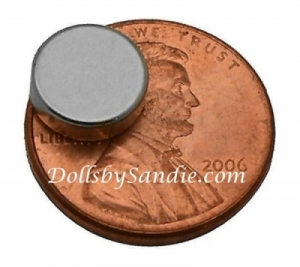 Magnets - 9 X 3mm - Super Extra Strong Magnets