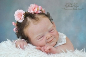 LE Milo - Reborn Doll Kit - by Heike Kolpin