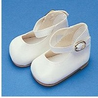 Doll Shoes - Dress Shoes with Buckles