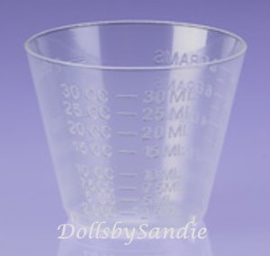 Quantity Packs - Measuring Cups - 1 ounce / 30 ml