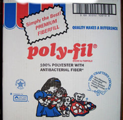 Stuffing - Pure Poly-fil