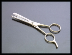 Scissors - Barber Single Sided Thinning Shears