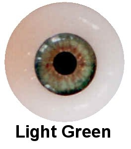 Eyeco Soft Glass - Platinum - Light Green