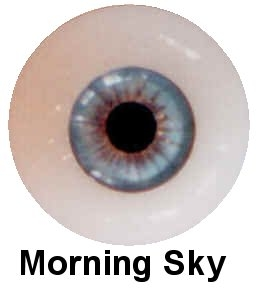 Eyeco Soft Glass - Platinum - Morning Sky