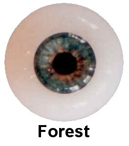 Eyeco Soft Glass - Platinum - Forest
