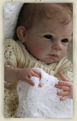 Maya - Reborn Cradle Doll Kit - By Linda Murray