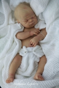 Jesse - Reborn Doll Kit - by Adrie Stoete