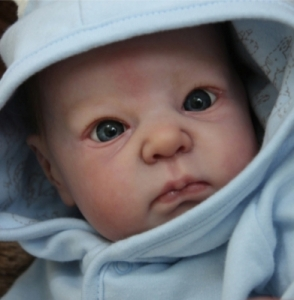 Dimitri - Reborn Doll Kit - by Adrie Stoete