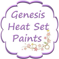 Genesis Heat Set Paints
