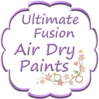 Ultimate Fusion<BR>Air Dry Paints