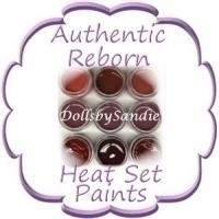 Authentic Reborn<BR>Heat Set Paints