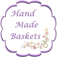 Handmade Baskets<BR>for Doll Display