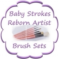 Doll Artist<BR>Paint Brush Sets
