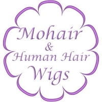 Mohair and Human Hair Wigs