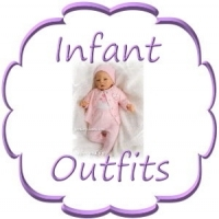 Infant Multi Piece Outfits