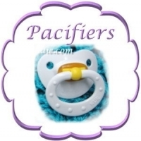 Baby Pacifiers &<BR>Magnetic Pacifiers
