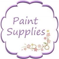 Sponges & <BR>Paint Supplies