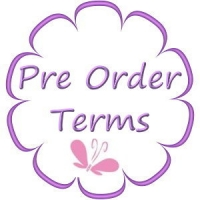 Pre Order Terms