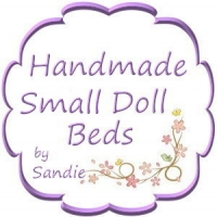 Handmade Small Doll Beds