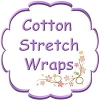 Cotton Stretch Baby Wraps