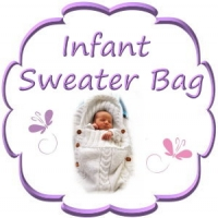 Infant Sweater Bag